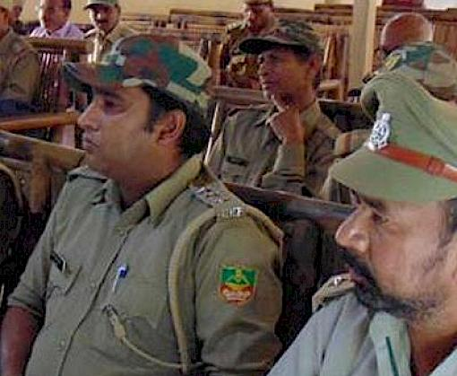 Forestry officers trained in effective prosecution and conviction of wildlife crimes