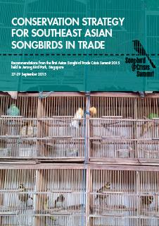 Conservation Strategy for Southeast Asian Songbirds in Trade