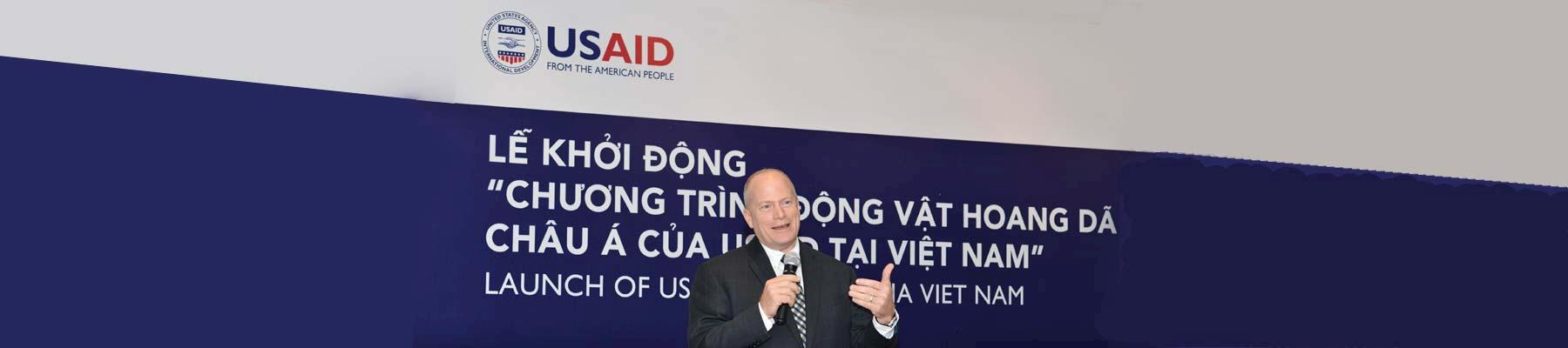 A USAID event was held to launch Phase 3 of the Chi initiative in Viet Nam © USAID Vietnam