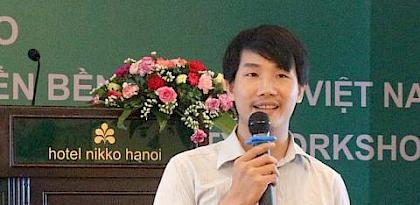 A Green Growth Workshop is currently taking place in Hanoi © TRAFFIC
