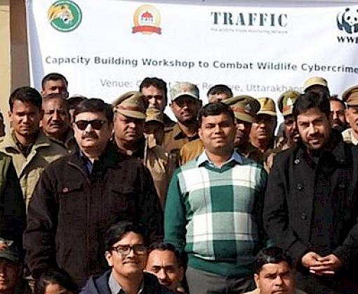 Training programme in India helps officials fight back against cybercrime
