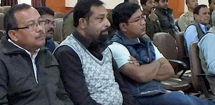 Forest officials in Assam learn techniques to counter wildlife crime online © TRAFFIC