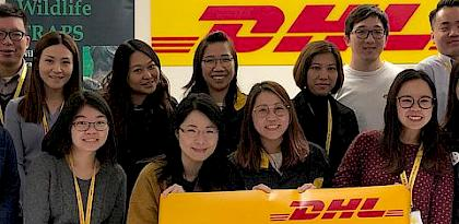 DHL eCommerce, TRAFFIC, and WWF Collaborate to Combat Illegal Wildlife Trade in Hong Kong
