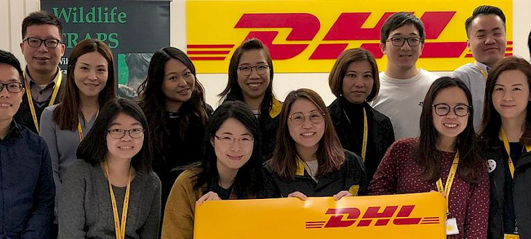 DHL eCommerce, TRAFFIC, and WWF Collaborate to Combat