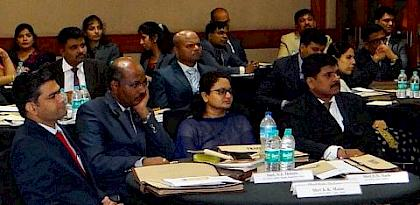 Participants at the judicial officers meeting in Maharashtra © TRAFFIC