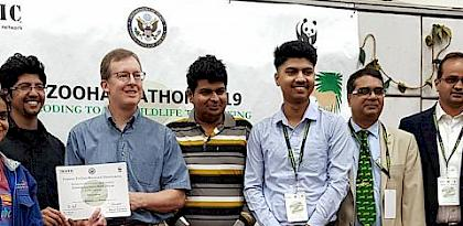 Zoohackathon 3.0 generates winning ideas to end wildlife trafficking