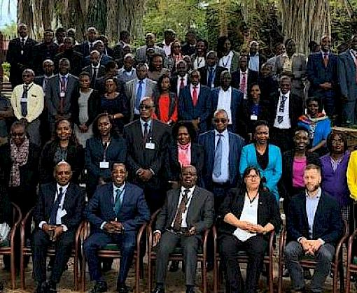 Kenya judiciary stakeholders advance their commitment to tackling wildlife crime