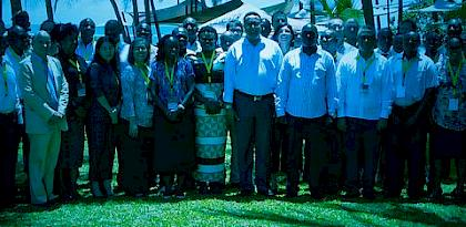 Workshop proceedings - countering wildlife trafficking through Kenya's ports