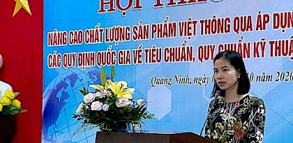 TRAFFIC encourages Quang Ninh business community to embrace international standards and counter illegal wildlife trade