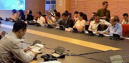 TRAFFIC and the National Assembly of Viet Nam plan strengthened wildlife legislation and communications