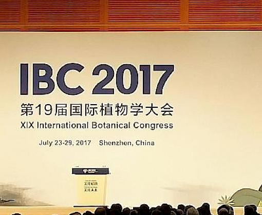 FairWild in the spotlight at Shenzhen International Botanical Congress 2017