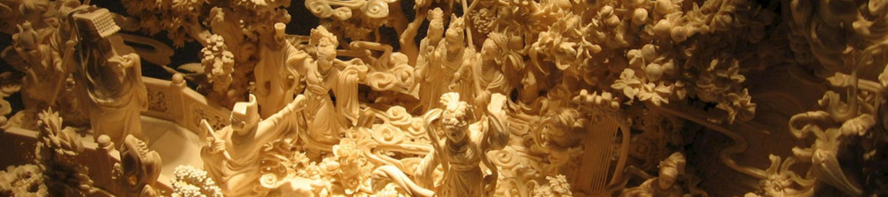 Ivory products for sale in China © Vince42 / Generic CC 2.0