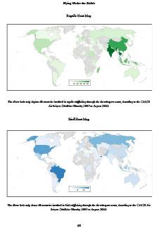 Flying Under the Radar - Wildlife Trade Report from TRAFFIC