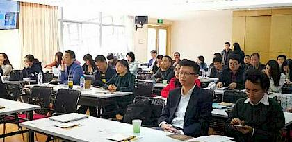 Shanghai workshop promotes use of social marketing to change illegal wildlife consumption