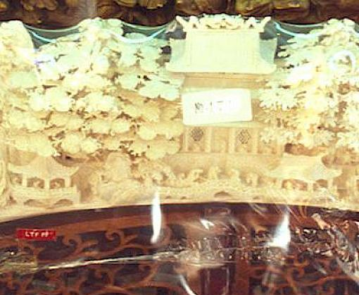 "Two convicted after forensic evidence proves ""new"" ivory illegally on sale in Hong Kong"