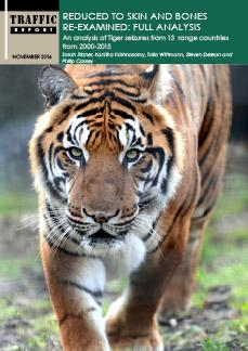 reduced to skin and bones re examined wildlife trade report from