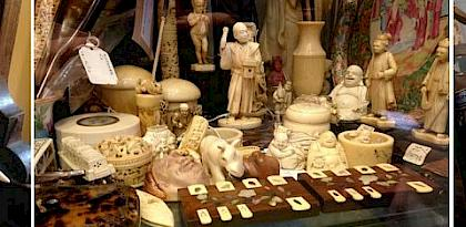 UK ivory markets