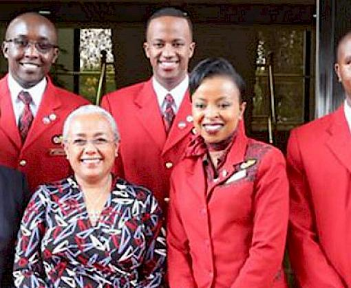 ROUTES Partnership and Kenya Airways train transport staff to help curb wildlife trafficking