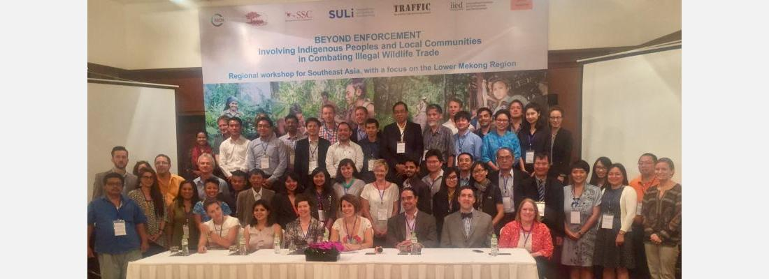 Participants at the workshop © IUCN