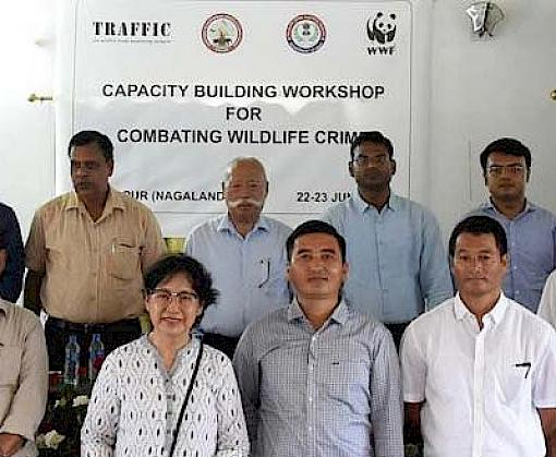 Community based wildlife protection initiatives key to curbing wildlife crime in Nagaland